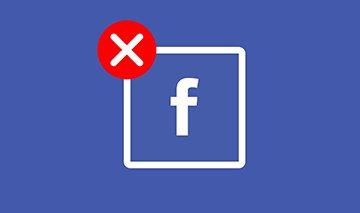 fin de Facebook