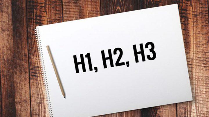 Cómo hacer que la etiqueta «H1» mejore el posicionamiento SEO